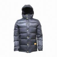Quality Unisex Down Jacket, Warm in Cold Weather, Winter Jacket, Men's Down Jacket, Waterproof, Breathable wholesale