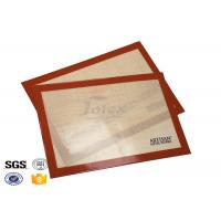 Quality Professional Non Stick Silicone Baking Mat Reusable LFGB Grade wholesale