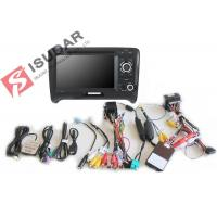 Cheap Multi - Touch Screen Double Din Head Unit With Gps And Bluetooth / Tire Pressure for sale