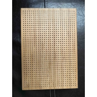 China Wood Veneer Acp Aluminum Composite Panel For Exterior Cladding Facade for sale