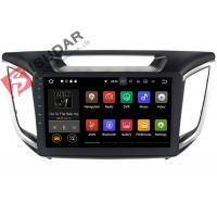 Quality Quad Core Google Maps Android Car Navigation System For Hyundai IX25 / Cetra Radio Video wholesale