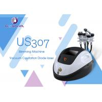 Quality 40KHz Body Slimming Machine Ultrasonic RF Vacuum Cavitation Machine wholesale