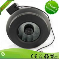 Quality Professional Circular Duct Fan With Plastic Shell 230V 690m³/H wholesale