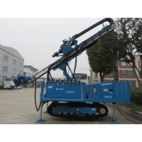 Quality High Power Vibration Anchor Drilling Rig Without DTH Hammer Reduce Hole Accidents wholesale