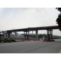 Quality Industrial H Section Steel Framed Structures Pedestrian Overcrossing wholesale