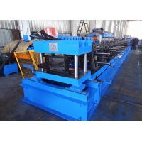 Buy cheap Ladder Cable Tray Roll Forming Machine Line With Easy Joint Necking Ends from wholesalers