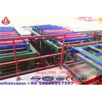 China Precast Concrete Mgo Wall Panel Making Machine High Efficiency And Low Noise on sale