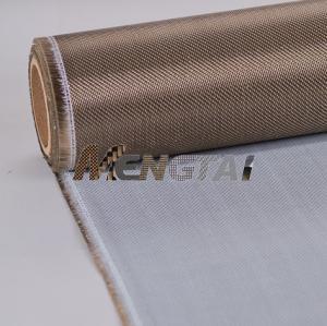 Quality Basalt Fiber Cloth/Fabric Coated PU High Elastic Modulus for the clothing wholesale