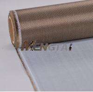 Quality Fireproof silicone Basalt Fiber Cloth/Fabric Coated PU wholesale