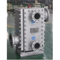 Quality Industrial Block Plate Bundle Welded Heat Exchanger 316L 0.7MPa wholesale