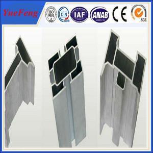 China Hot! aluminium 6063 extrusion manufacture OEM supply aluminum extrusion industria on sale
