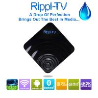Buy cheap Addons fully loaded Rippl-TV Android4.4.2 TV Box Amlogic S802 2GB/8GB Quad Core from wholesalers