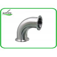 Quality Stainless Steel Sanitary Pipe Fittings Bends Pipe Fitting High Pressure Resistant wholesale