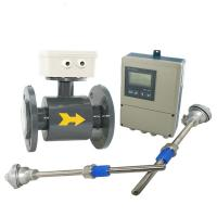 Quality IP65 / IP67 / IP68 Divided Type Electromagnetic Flow Meter in High temperature wholesale