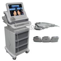 Quality High Intensity Focused Ultrasound / HIFU Face Lift Machine For Wrinkle wholesale