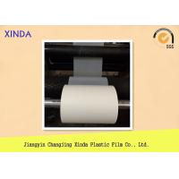 Cheap HDPE & LDPE Co - Extruded Films For Air Cushion Film , 25mic 30mic 35mic for sale