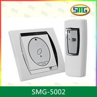 Cheap SMG-5003 Smart Home OEM 3 gang panel wireless remote control switch for sale