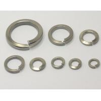 China Pure Titanium grade 2 Specialized Spring Washer for Titanium Alloy Bolt on sale