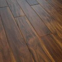 Quality Hand Scraped Acacia Walnut Hardwood Flooring wholesale