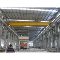 Quality QD20t-22m Double Girder Overhead Cranes Travelling with Sturdy Cylindrical Motors wholesale