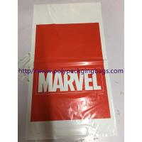 Quality Best-selling European and American PE children's toy packaging plastic bags wholesale