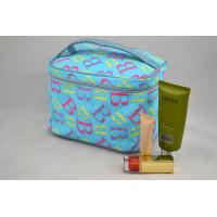 Quality Waterproof oxford fabric travel makeup case for women / ladies wholesale