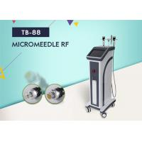 China RF Face Lifting Machine For Wrinkle Removal , Salon Skin Tightening Machine on sale