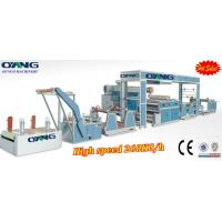 China Multi-layer extrusion high precision roller lamination machine for adhesive tape on sale