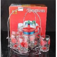 Quality Cheaper Promotion Glass Drink Set (LFR1697) wholesale