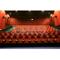 Quality Dynamic 3D Theater motion chairs with pneumatic / hydraulic / Electrical system for adults cinema wholesale
