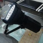 Quality Using Auto Show LED Par Lights Super Brightness 300W Auto Lamp DMX512 6000K wholesale