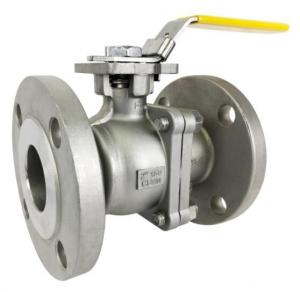 China CF3M DN65 150LB Stainless Steel Ball Valve Oil and Gas Floating on sale