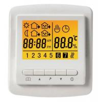 China heating thermostat,  electrical thermostat,  underfloor heating thermostat,  hvac thermostat,  honeywell,  tyco,  trane,  motorized valve,  floor thermostat,  temperature sensor,  communicating thermostat on sale