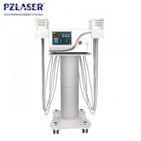 Quality Portable Diode Laser Weight Loss Machine Liposuction Cavitation Machine wholesale