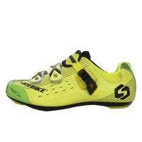 China 35-46 Colored Mens SPD Cycling Shoes , Mens Cycling Boots OEM / ODM Accept on sale