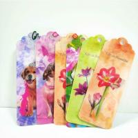 Quality Unique Lenticular 3D Animal Bookmarks With Tassel For Gifts And Souvenirs wholesale