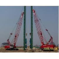 Quality High Rigidity Durable Hydraulic Crawler Crane Light Weight 242kw 254t wholesale