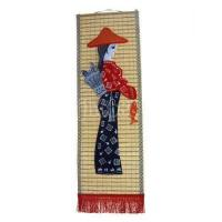 China Bamboo painting,picture,home decor,decorative accessories,handicrafts,folk crafts on sale