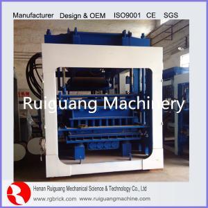 Quality small capacity small type  QT4-15 brick block making machine wholesale