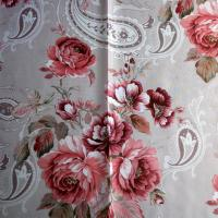 Quality polyester voile sheer curtain window curtains ready made wholesale