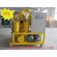 Quality Fully Automatic Running Insulation Oil Filtration System, Transformer Oil Purifier Machine, Purification Solution wholesale