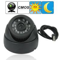 "Quality Dome 1/4"" CMOS CCTV Surveillance TF Card DVR Camera Home Office Hidden Security Monitor Digital Video Recorder wholesale"