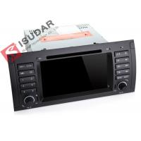 Quality Mirrorlink DAB + Tuner BMW DVD GPS Navigation BMW E53 Head Unit Support 4K Video wholesale