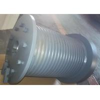 Quality Professioanl Customized Lebus Grooved Drum 30mm-10m For Construction Cranes wholesale