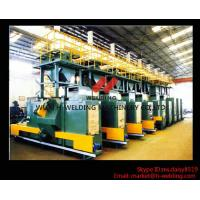 Cheap Rust-Remove Shot Blasting Equipment / Sand Blasting Machine High Efficient for sale
