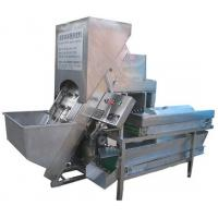 China Automatic Gansu Onion Peeling Machine on sale