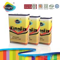 China KINGFIX Brand car paint antisilicone for auto repair on sale