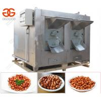 Quality Stainless Steel Peanut Roasting Machine For Sale Commercial Use/High Efficiency Groundnut Roaster Machine Low Price wholesale