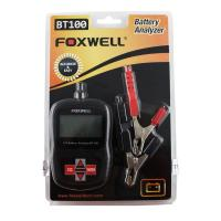 Quality Automotive Power Tools , Foxwell BT-100 BT100 Battery Tester Detect Bad Cell Battery wholesale