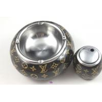 Quality Wholesale Court ceramic ashtray  porcelain decoration luxury creative designer top ashtray wholesale